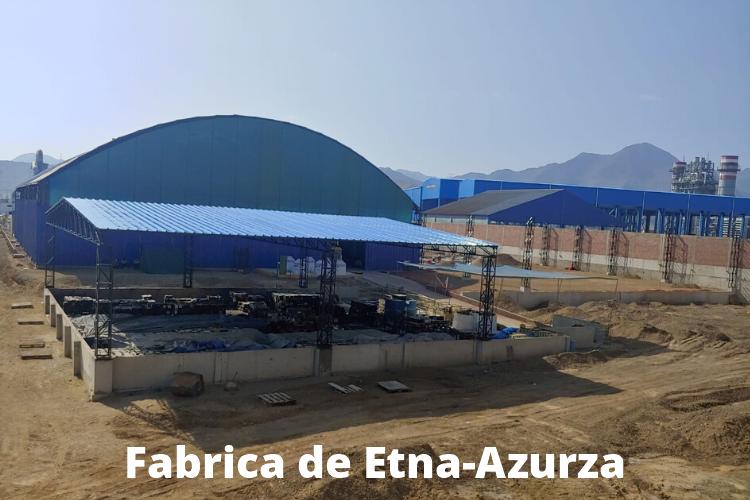 Fabrica de Etna – Azurza
