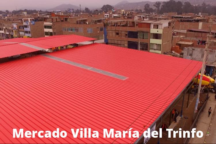 Mercado Villa María del Triunfo